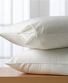 Cotton Allergy Protection Pillow Protector 2 Packs