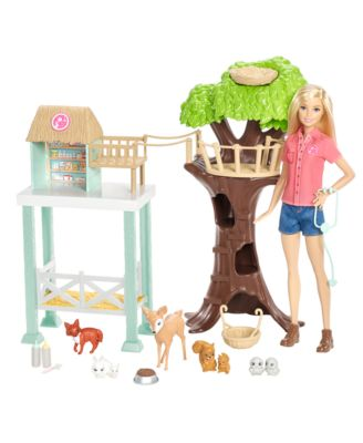 Animal Rescuer Doll & Playset