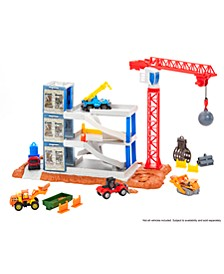 CLOSEOUT! Downtown Demolition Playset