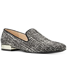 Lisette Tailored Loafers