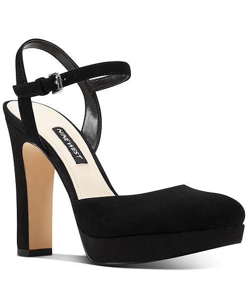 first look biggest discount classic shoes Aivian Platform Pumps