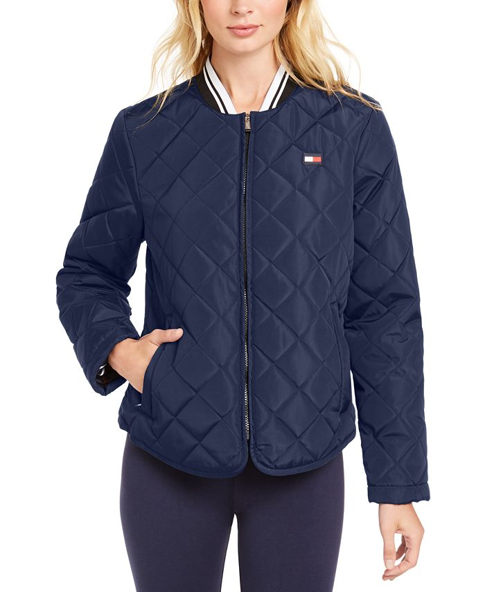 Tommy Hilfiger - Quilted Zip Jacket