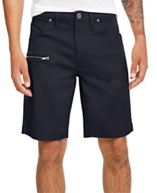 I.N.C. Men's Ollie Zipper Shorts, Created for Macy's