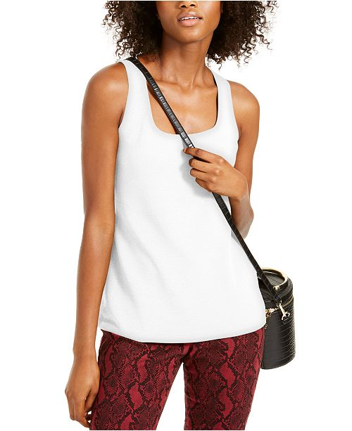 INC International Concepts INC Square-Neck Tank Top, Created For Macy's