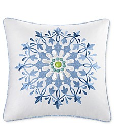 "Sardinia 18"" Square Decorative Pillow"