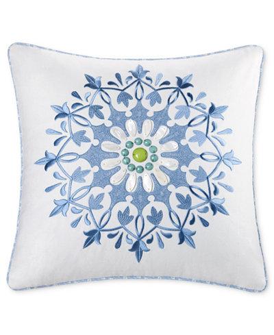 Echo Sardinia 18 Square Decorative Pillow Bedding Collections