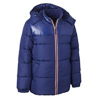Ixtreme Little Boys Hooded Puffer Jacket with Hat