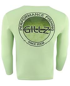 Gillz Men's Sun Defender Long-Sleeve T-Shirt