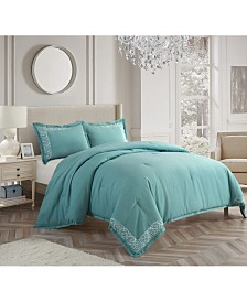 Somerset 3-Piece Queen Comforter Set