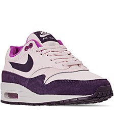 Women's Air Max 1 Casual Sneakers from Finish Line