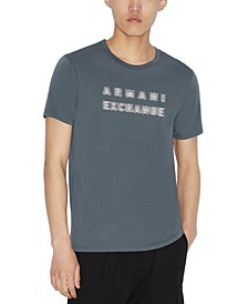 Men's Slim-Fit Architectural T-Shirt