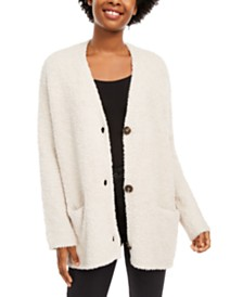 American Rag Juniors' V-Neck Cardigan, Created For Macy's