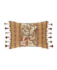 Five Queens Court August Boudoir Decorative Throw Pillow