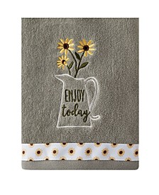 Ltd Enjoy Today 2 Piece Hand Towel Set