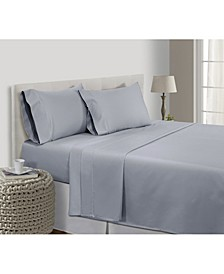 500 Thread Count 100% Long Staple Pima Cotton 4-piece Sheet Set