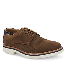 Reserved Footwear Men's The Abbott Cap Toe Derby