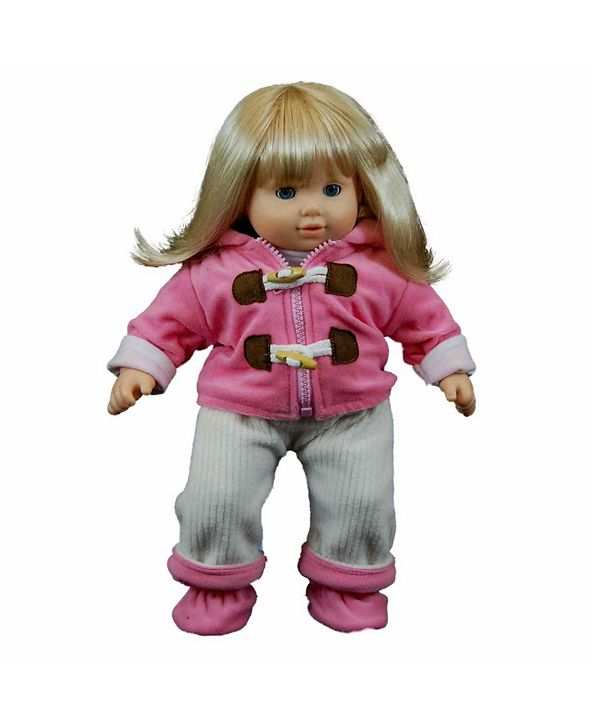 """The Queen's Treasures 15"""" Baby Doll Clothes 5 Piece ..."""