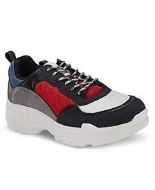 XRAY Men's The Tattersalls Sneaker Low-Top