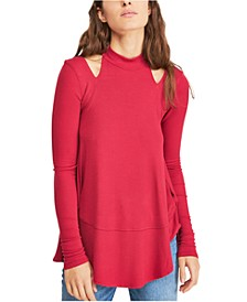 Downtown Girl Tunic Top