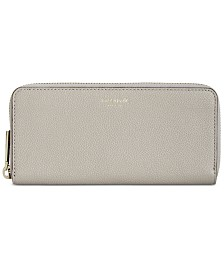 kate spade New York Slim Continental Leather Wallet