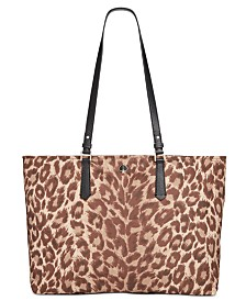 Kate Spade New York Taylor Leopard Tote