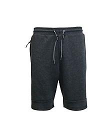 Tech Fleece Shorts with Heat Seal Side Zipper