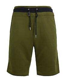 Galaxy By Harvic Men's French Terry Jogger Shorts