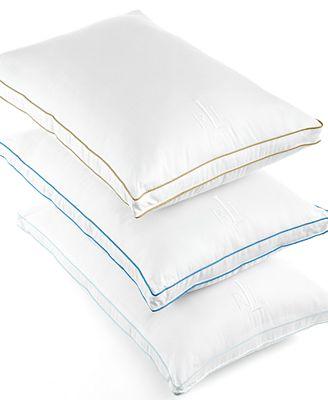 Lauren Ralph Lawton Down Alternative Medium Density Standard Gusset Pillow 300 Thread