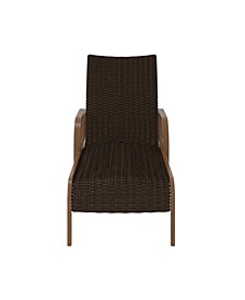 Outdoor Living Smartwick Patio Chaise Lounge