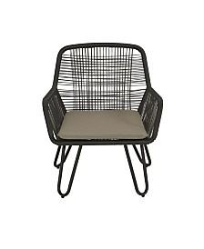 Novogratz Poolside Collection Marli Lounge Chairs, 2-Pack