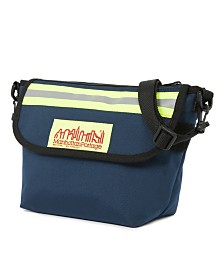 Manhattan Portage College Place Handle Bar Bag with Vinyl Lining