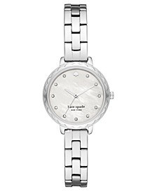 Women's Morningside Mini Stainless Steel Bracelet Watch 28mm