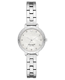 Kate Spade New York Women's Morningside Mini Stainless Steel Bracelet Watch 28mm