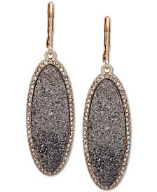 lonna & lilly Gold-Tone Pavé & Stone Chandelier Earrings