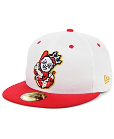 New Orleans Baby Cakes Retro Stars and Stripes 59FIFTY Cap
