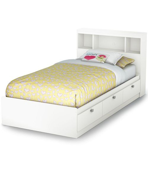 South Shore Spark Bed, Twin