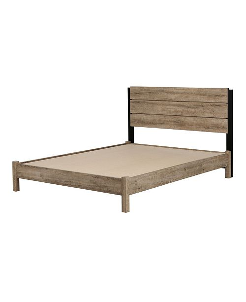 South Shore Munich Bed, Full