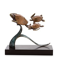 SPI Home Steady Swimmers Sculpture