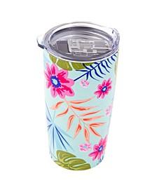 Travel Mug, Tropical