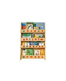 The Montessori Kid'S Bookshelf with Alphabet