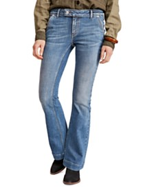 Free People Heirloom Bootcut Jeans