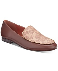 COACH Harper Beadchain Loafers