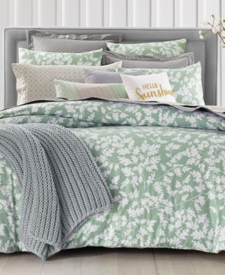 Oak Leaf 2-Pc. Twin Comforter Set, Created for Macy's