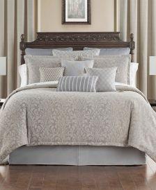Baylen Reversible Queen 4 Piece Comforter Set