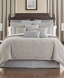 Waterford Baylen Reversible Queen 4 Piece Comforter Set