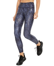 Ideology Python Printed Leggings, Created for Macy's