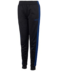 adidas Big Boys Core Tricot Jogger Pants