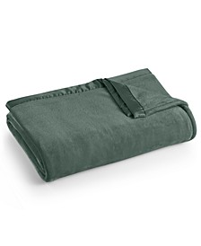 CLOSEOUT! Classic Velvety Plush Blankets