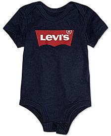 Levi's® Baby Boys and Girls Logo-Print Cotton Bodysuit