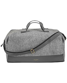 Receive a Complimentary Weekender Bag with any $100 purchase from the Men's Azzaro Wanted or HOMME Fragrance Collection